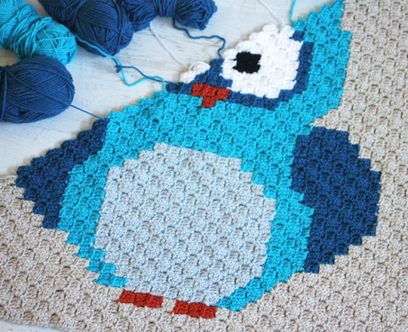Comment Faire Du C2c Elylou Crochette Douceur2maille