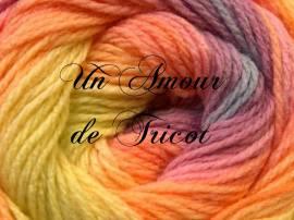 un amour de tricot logo